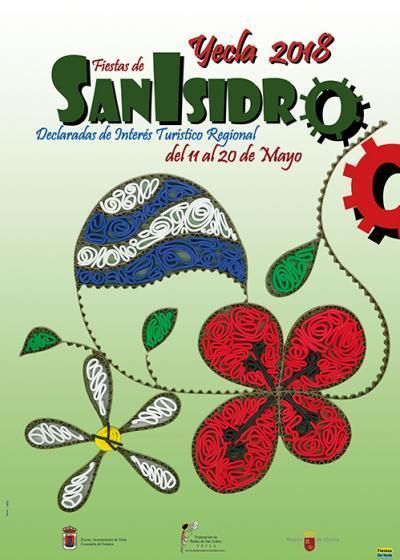 Cartel San Isidro 2018
