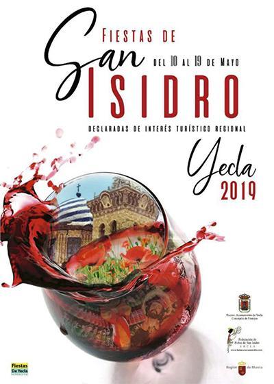 Cartel San Isidro 2019