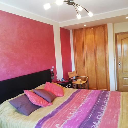 Apartamento con encanto bien equipado