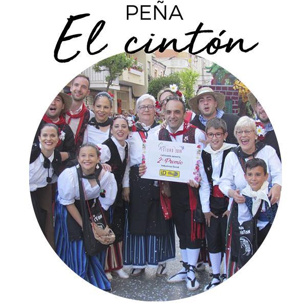 Peña El cintón