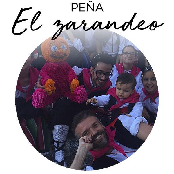 Peña El zarandeo