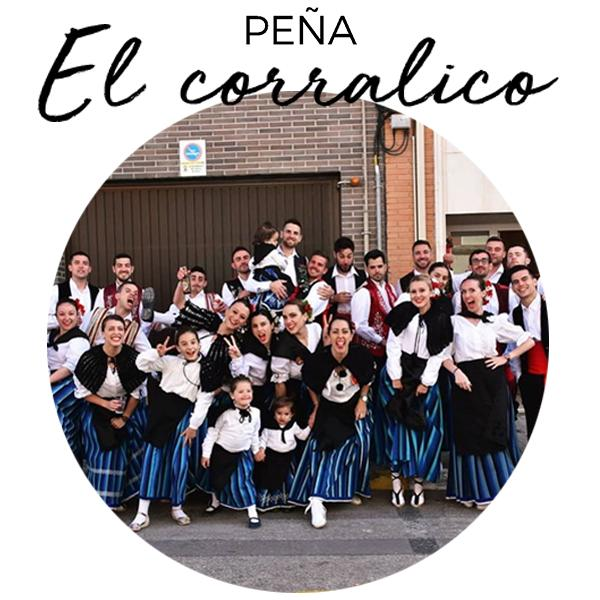 Peña El corralico