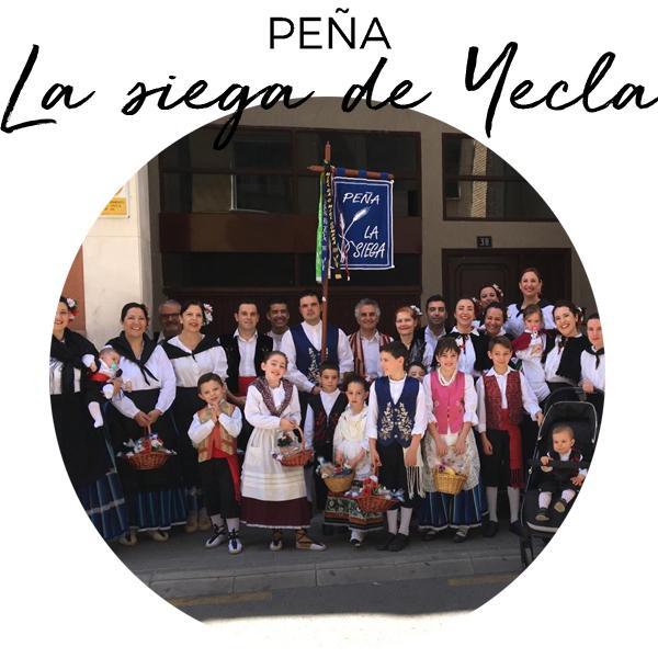 Peña La siega de Yecla